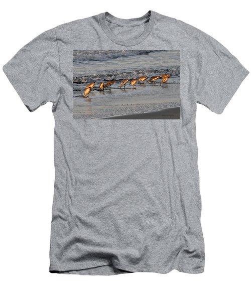 Bottoms Up Men's T-Shirt (Slim Fit) by Kay Lovingood