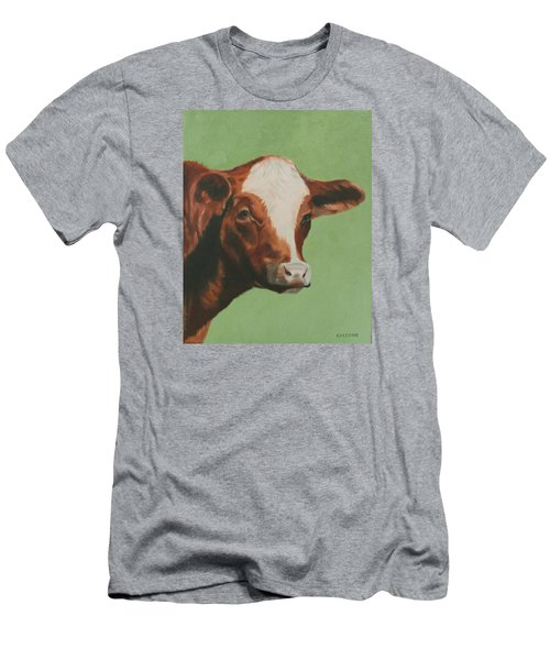 Bovine Beauty Men's T-Shirt (Athletic Fit)