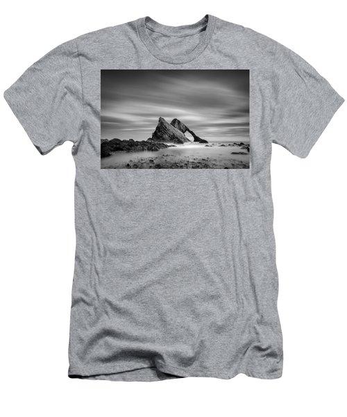Bow Fiddle Rock 2 Men's T-Shirt (Athletic Fit)