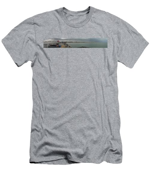 Brewing A Storm Men's T-Shirt (Athletic Fit)
