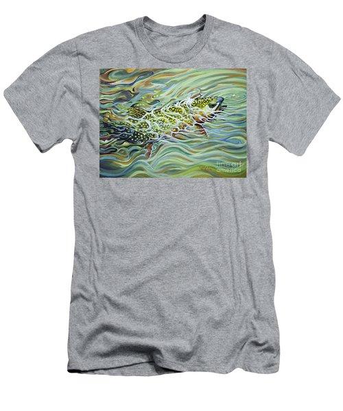 Brookie Flash Men's T-Shirt (Athletic Fit)