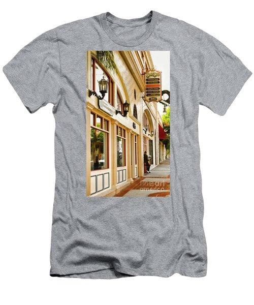 Brown Bros Building Men's T-Shirt (Athletic Fit)