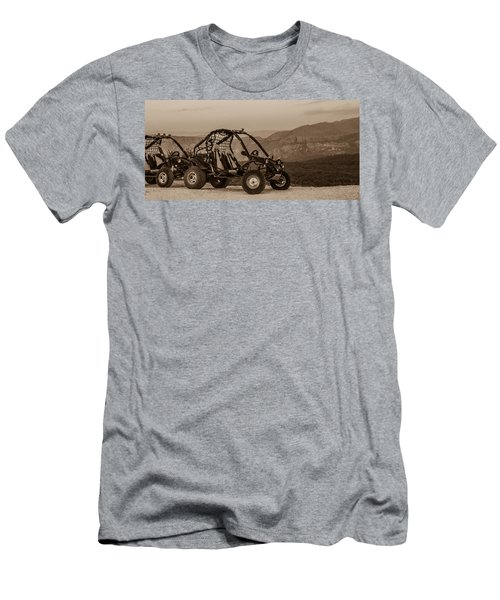 Men's T-Shirt (Slim Fit) featuring the photograph Buggy by Silvia Bruno