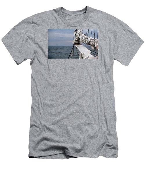 Buy Boat Men's T-Shirt (Athletic Fit)