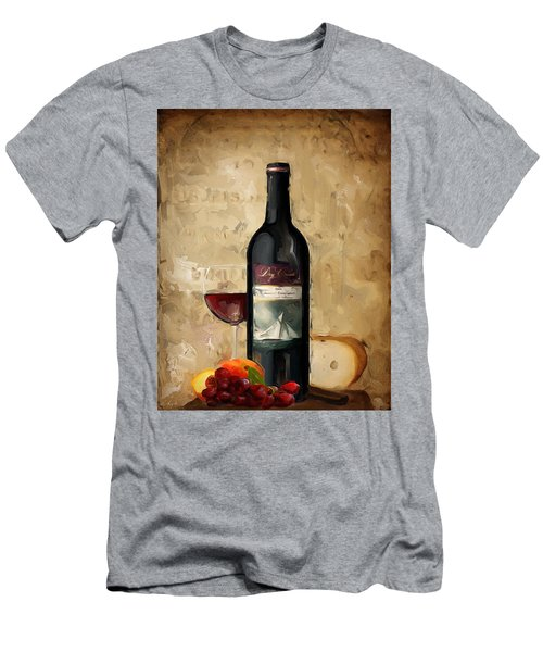 Cabernet Iv Men's T-Shirt (Athletic Fit)