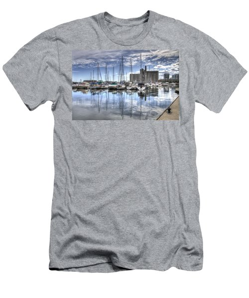 Canada Malting Co Limited Men's T-Shirt (Athletic Fit)