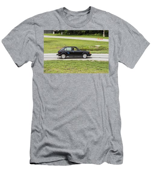 Car No. 76 - 04 Men's T-Shirt (Athletic Fit)