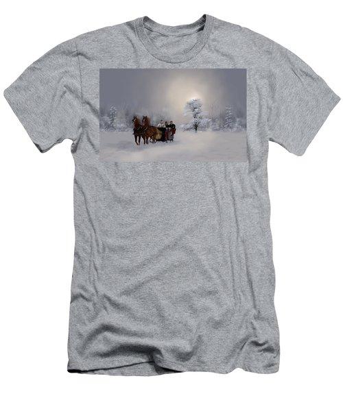 Carriage Men's T-Shirt (Athletic Fit)