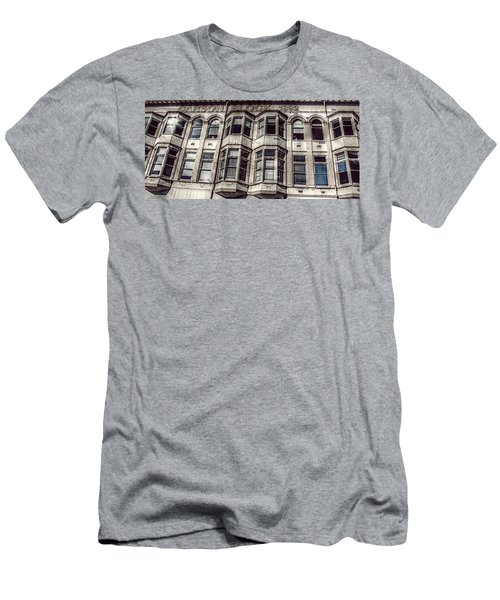 Men's T-Shirt (Slim Fit) featuring the photograph Carson Block by Melanie Lankford Photography
