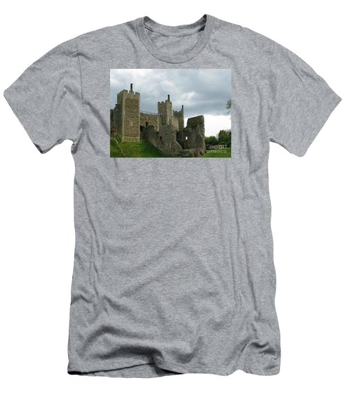 Castle Curtain Wall Men's T-Shirt (Athletic Fit)