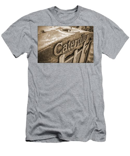 Caterpillar Vintage Men's T-Shirt (Athletic Fit)