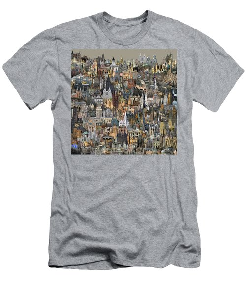 Cathedri Men's T-Shirt (Athletic Fit)
