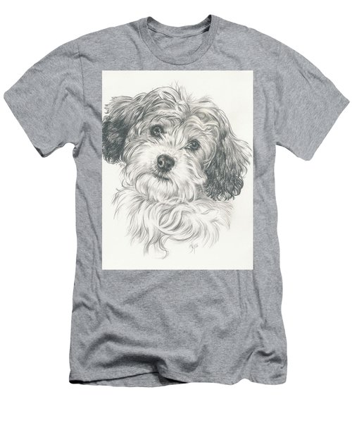 Cava-chon Twin Men's T-Shirt (Athletic Fit)