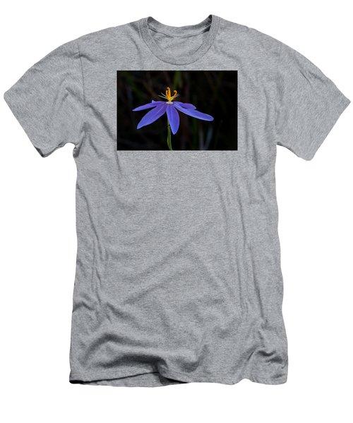 Celestial Lily Men's T-Shirt (Slim Fit) by Paul Rebmann