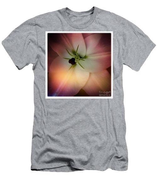 Center Men's T-Shirt (Athletic Fit)