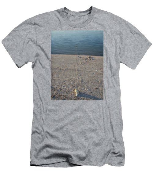 Men's T-Shirt (Slim Fit) featuring the photograph Champagne Chillin by Robert Nickologianis