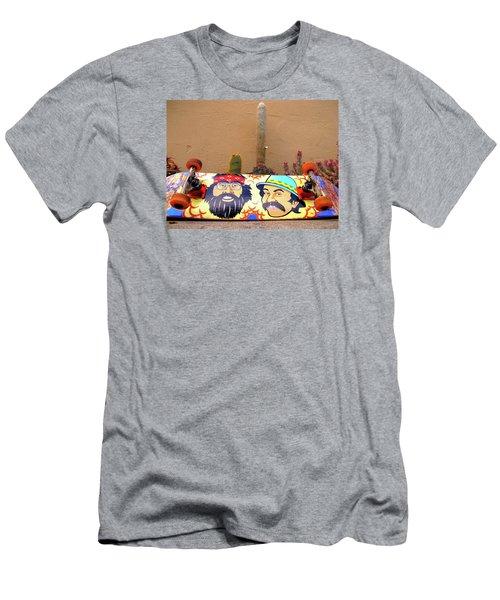 Cheech N Chong  Men's T-Shirt (Slim Fit) by John King