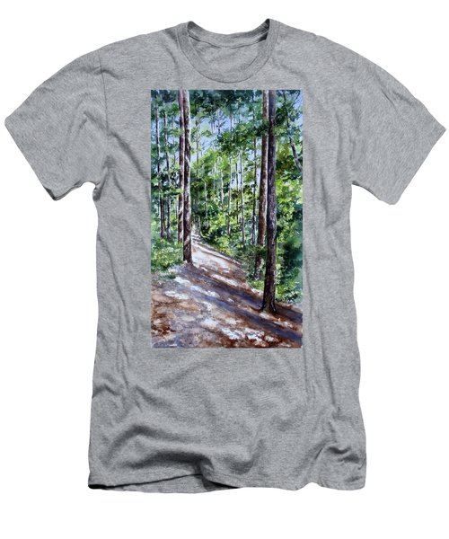 Cheraw Trail Men's T-Shirt (Athletic Fit)