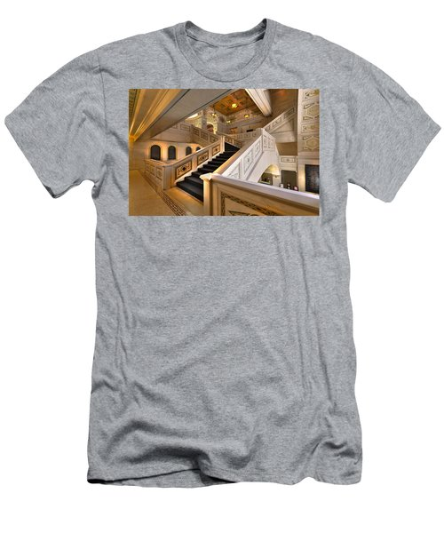 Chicago Cultural Center Men's T-Shirt (Athletic Fit)