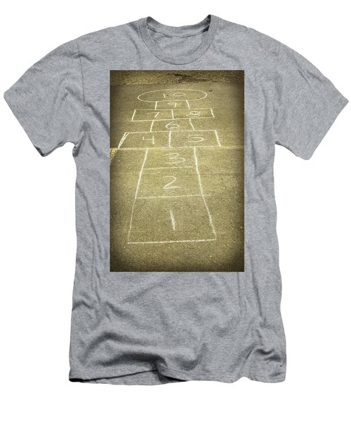 Childhood Games Men's T-Shirt (Athletic Fit)