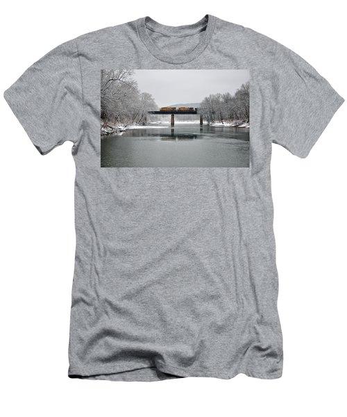 Christmas Coal Men's T-Shirt (Athletic Fit)