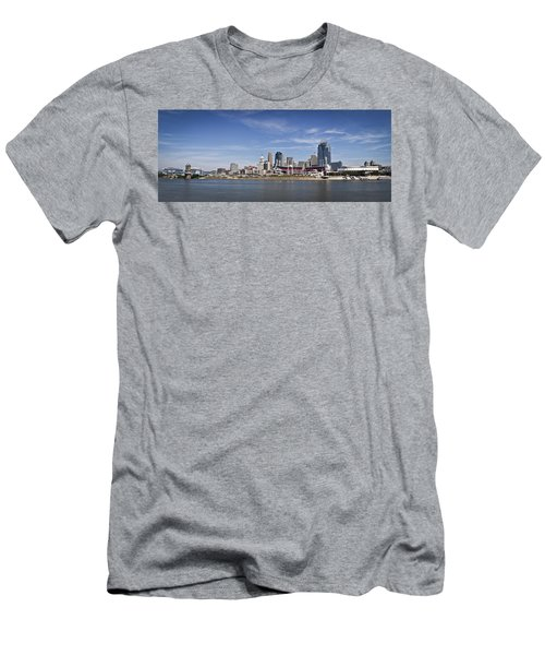 Cincinnati Men's T-Shirt (Athletic Fit)