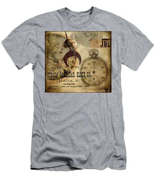 Clockworks Men's T-Shirt (Athletic Fit)
