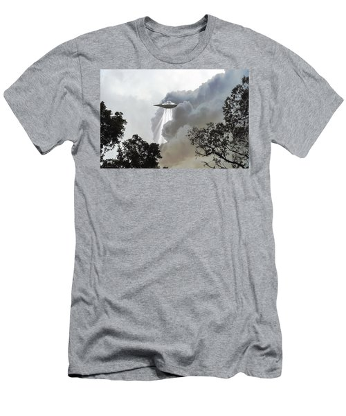 Cloud Cover Men's T-Shirt (Athletic Fit)
