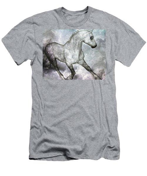 Cloud Men's T-Shirt (Athletic Fit)