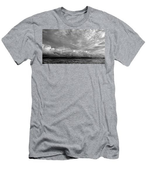 Clouds Over Alabat Island Men's T-Shirt (Athletic Fit)