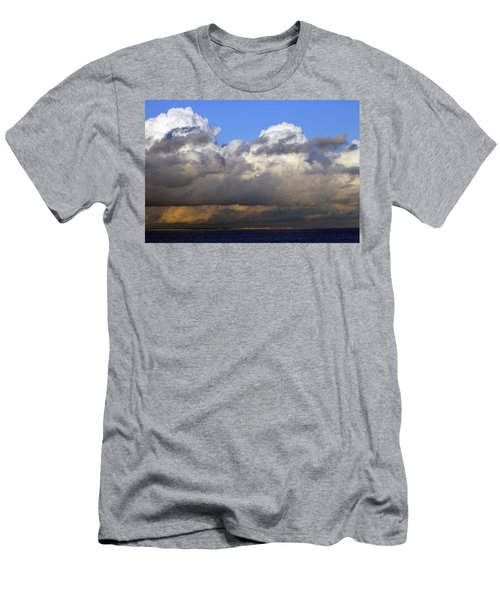 Clouds Over Portsmouth Men's T-Shirt (Athletic Fit)