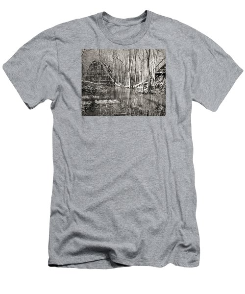 Coaster Reflections Men's T-Shirt (Slim Fit) by William Beuther