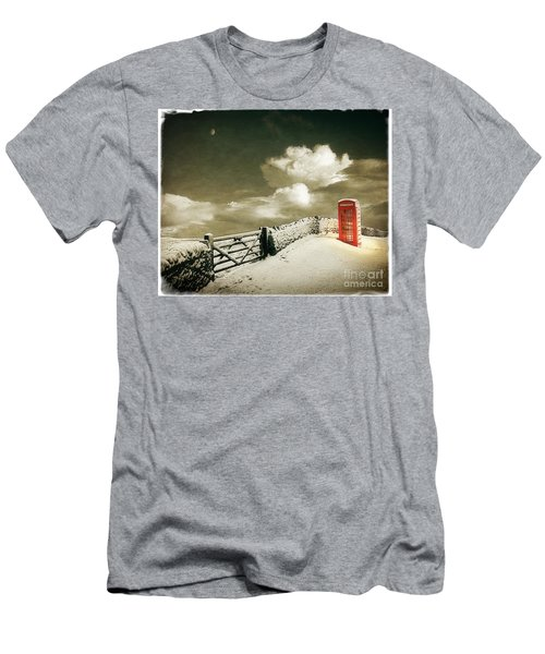 Cold Call Men's T-Shirt (Athletic Fit)