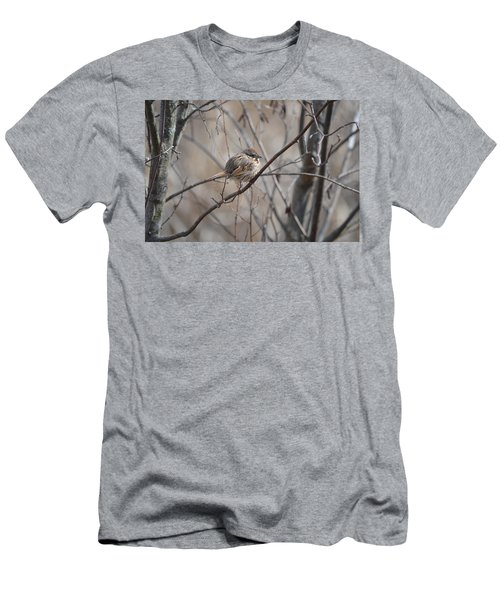 Cold Men's T-Shirt (Athletic Fit)