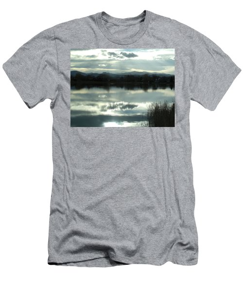 Cold Light Men's T-Shirt (Athletic Fit)