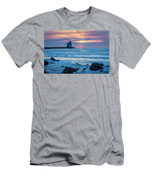 Cold Pastels Men's T-Shirt (Athletic Fit)
