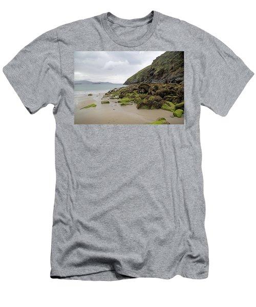 Coloring Life Keem Beach Ireland Men's T-Shirt (Athletic Fit)