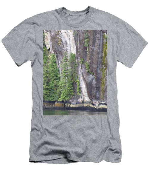 Colors Of Alaska - More From Misty Fjords Men's T-Shirt (Athletic Fit)