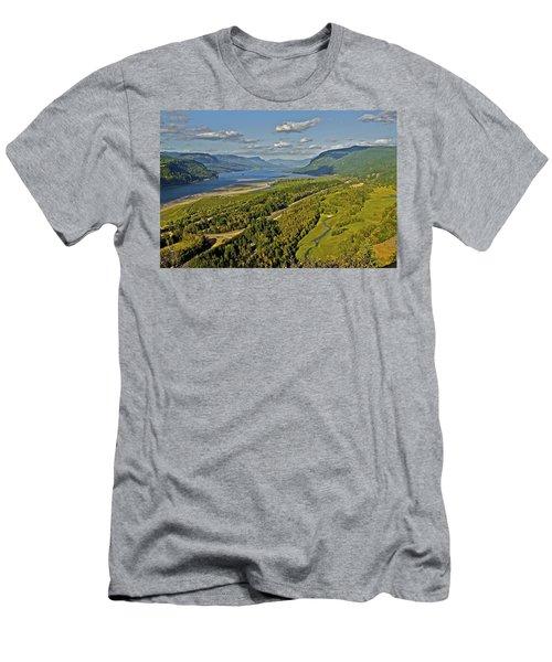 Columbia Gorge Men's T-Shirt (Athletic Fit)