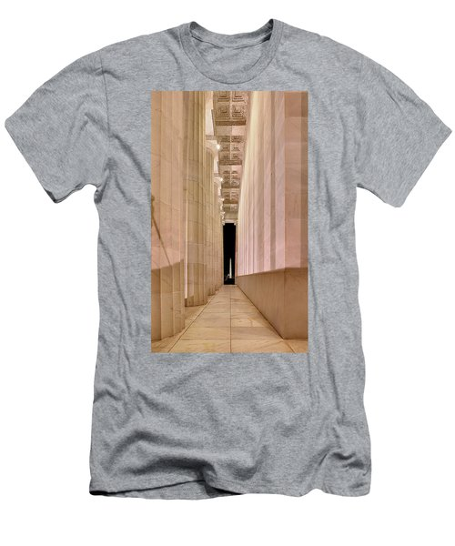 Columns And Monuments Men's T-Shirt (Athletic Fit)