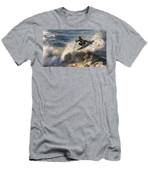 Coming Up For Air Men's T-Shirt (Athletic Fit)