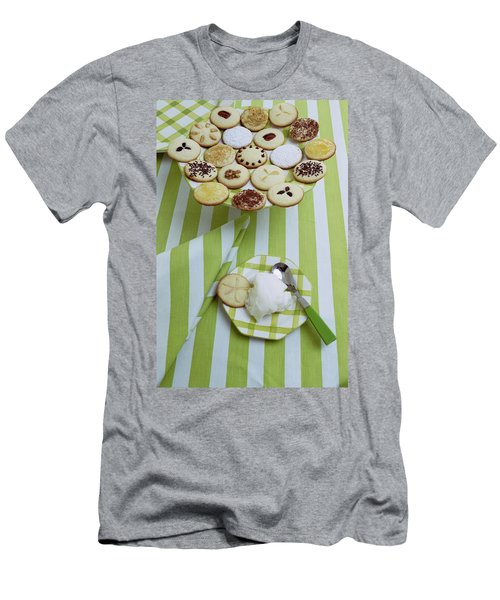 Cookies And Icing Men's T-Shirt (Athletic Fit)