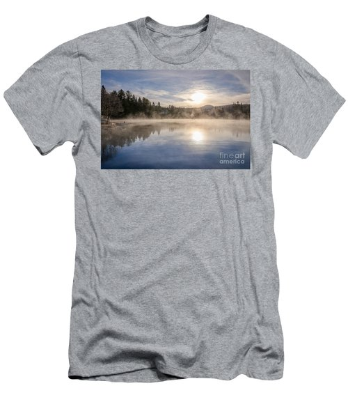 Cool November Morning Men's T-Shirt (Athletic Fit)