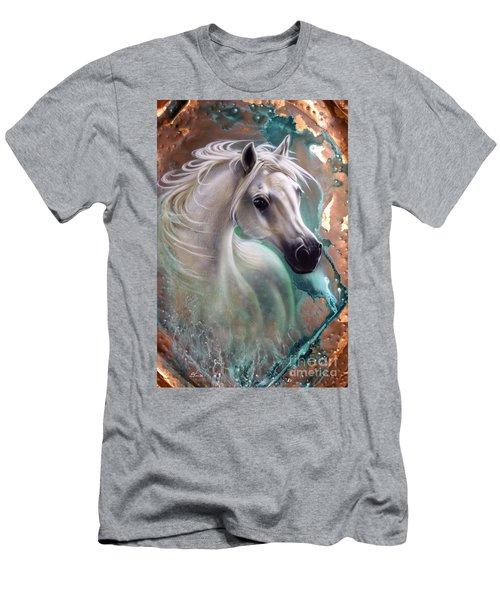 Copper Grace - Horse Men's T-Shirt (Athletic Fit)