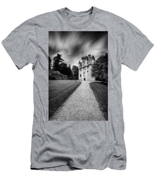 Craigievar Castle Men's T-Shirt (Athletic Fit)