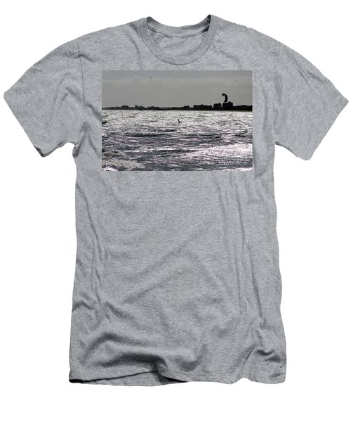 Creative Surfing Men's T-Shirt (Slim Fit) by Chris Thomas