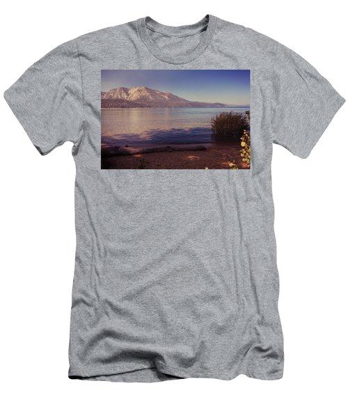 Crisp And Clear Men's T-Shirt (Athletic Fit)