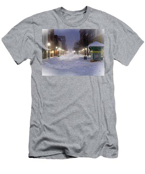 Cumberland Winter Men's T-Shirt (Athletic Fit)