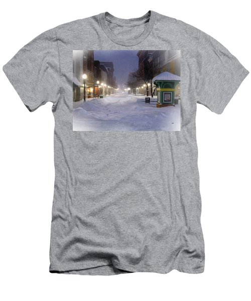 Cumberland Winter Men's T-Shirt (Athletic Fit)