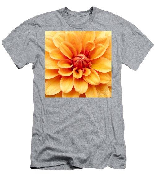 Dahlia Squared Men's T-Shirt (Athletic Fit)